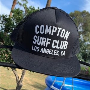 Compton Surf Club Los Angeles, CA Trucker